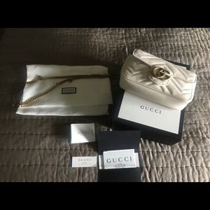 Gucci marmont bag available